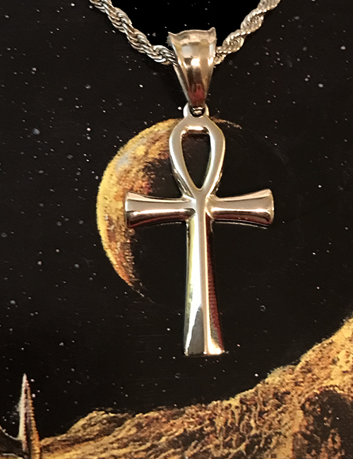 Magical Ankh Stainless Steel