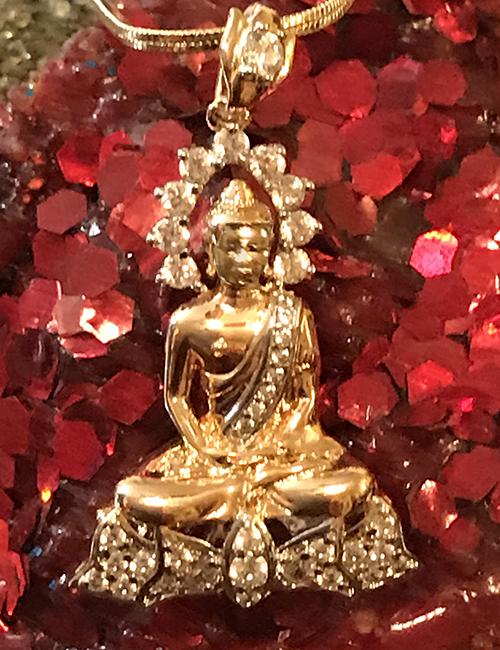 Calming Buddha