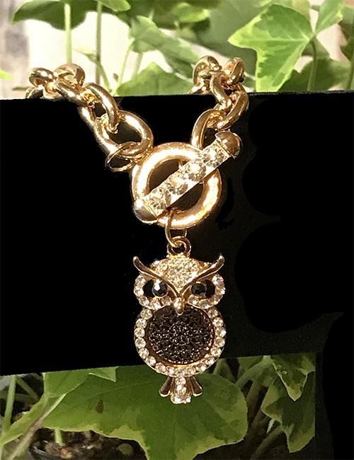 Sacred Owl Bracelets