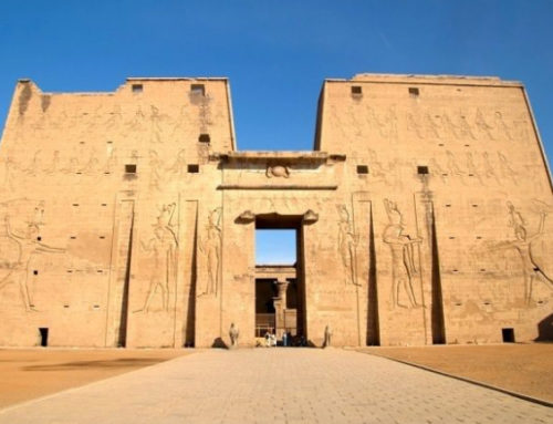 Edfu Temple join John Anthony West for an Egyptian Tour