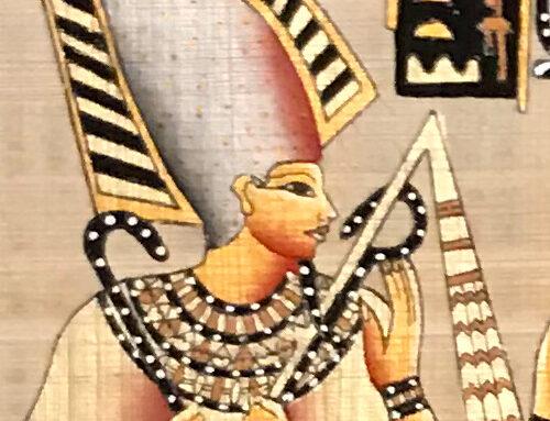 Egyptian Tarot Cards Major Acana