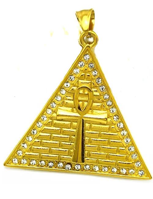 Egyptian Ankh 14kt gold filled